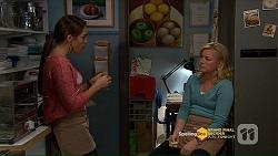 Paige Smith, Lauren Turner in Neighbours Episode 7206