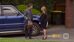 Brad Willis, Terese Willis in Neighbours Episode 7206
