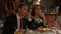 Paul Robinson, Naomi Canning in Neighbours Episode 7206