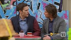 Josh Willis, Brad Willis in Neighbours Episode 7207