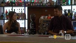 Courtney Grixti, Nate Kinski in Neighbours Episode 7207
