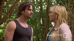 Brad Willis, Lauren Turner in Neighbours Episode 7207