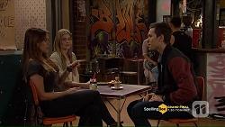 Courtney Grixti, Amber Turner, Josh Willis in Neighbours Episode 7207