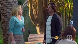 Lauren Turner, Brad Willis in Neighbours Episode 7207