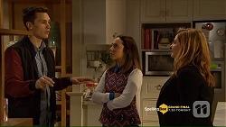 Josh Willis, Imogen Willis, Terese Willis in Neighbours Episode 7207