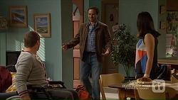 Toadie Rebecchi, Stonie Rebecchi, Imogen Willis in Neighbours Episode 7208