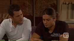 Mark Brennan, Tyler Brennan in Neighbours Episode 7208