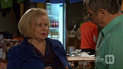 Sheila Canning, Karl Kennedy in Neighbours Episode 7208