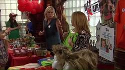 Lauren Turner, Terese Willis in Neighbours Episode 7209