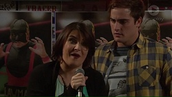 Naomi Canning, Kyle Canning in Neighbours Episode 7209