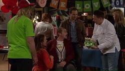 Karl Kennedy, Sonya Mitchell, Toadie Rebecchi, Stonie Rebecchi, Darren Purchese in Neighbours Episode 7209