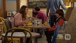 Amy Williams, Jimmy Williams in Neighbours Episode 7210