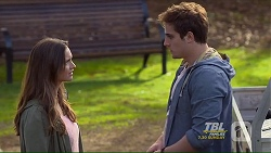 Amy Williams, Kyle Canning in Neighbours Episode 7210
