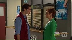 Ben Kirk, Susan Kennedy in Neighbours Episode 7210