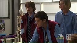 Ashtyn Harris, Ben Kirk in Neighbours Episode 7210