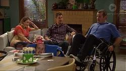 Sonya Rebecchi, Mark Brennan, Toadie Rebecchi in Neighbours Episode 7211