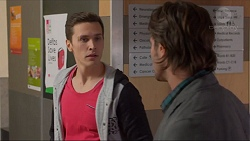 Josh Willis, Brad Willis in Neighbours Episode 7211
