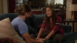 Tyler Brennan, Paige Smith in Neighbours Episode 7211