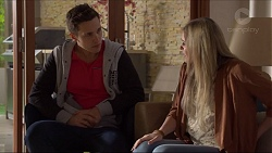 Josh Willis, Amber Turner in Neighbours Episode 7211