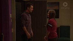 Mark Brennan, Paige Smith in Neighbours Episode 7211