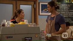 Paige Smith, Tyler Brennan in Neighbours Episode 7212