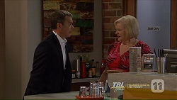 Paul Robinson, Sheila Canning in Neighbours Episode 7212