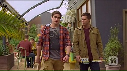 Kyle Canning, Mark Brennan in Neighbours Episode 7212