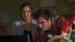 Amy Williams, Kyle Canning in Neighbours Episode 7212