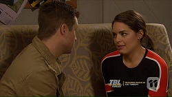 Mark Brennan, Paige Smith in Neighbours Episode 7212