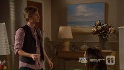 Daniel Robinson, Imogen Willis in Neighbours Episode 7212