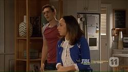 Josh Willis, Imogen Willis in Neighbours Episode 7212