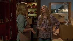 Lauren Turner, Amber Turner in Neighbours Episode 7213