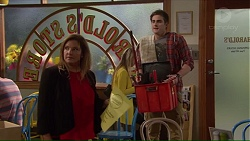 Terese Willis, Kyle Canning in Neighbours Episode 7213