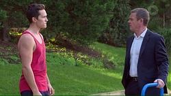 Josh Willis, Paul Robinson in Neighbours Episode 7213