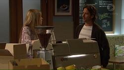 Amber Turner, Brad Willis in Neighbours Episode 7213