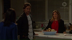Imogen Willis, Brad Willis, Terese Willis in Neighbours Episode 7213