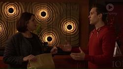 Naomi Canning, Josh Willis in Neighbours Episode 7213