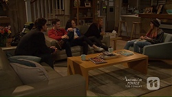 Brad Willis, Josh Willis, Imogen Willis, Terese Willis, Piper Willis in Neighbours Episode 7214