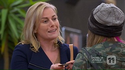 Lauren Turner, Piper Willis in Neighbours Episode 7214