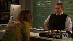 Sonya Mitchell, Toadie Rebecchi in Neighbours Episode 7214