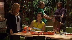 Terese Willis, Josh Willis, Piper Willis in Neighbours Episode 7214
