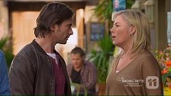 Brad Willis, Lauren Turner in Neighbours Episode 7215