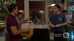 Aaron Brennan, Tyler Brennan in Neighbours Episode 7215