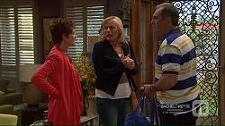 Susan Kennedy, Lauren Turner, Karl Kennedy in Neighbours Episode 7215