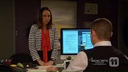 Imogen Willis, Toadie Rebecchi in Neighbours Episode 7215