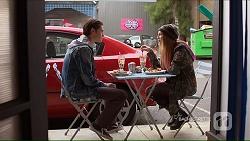 Ben Kirk, Piper Willis in Neighbours Episode 7215