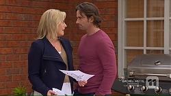 Lauren Turner, Brad Willis in Neighbours Episode 7215