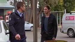 Mark Brennan, Tyler Brennan in Neighbours Episode 7216