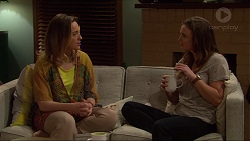 Sonya Mitchell, Amy Williams in Neighbours Episode 7216