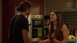 Tyler Brennan, Paige Smith in Neighbours Episode 7216